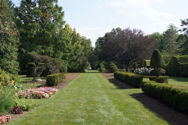 Schoepfle Gardens - Formal Path