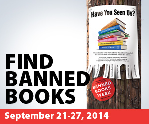2014 Banned Books Week