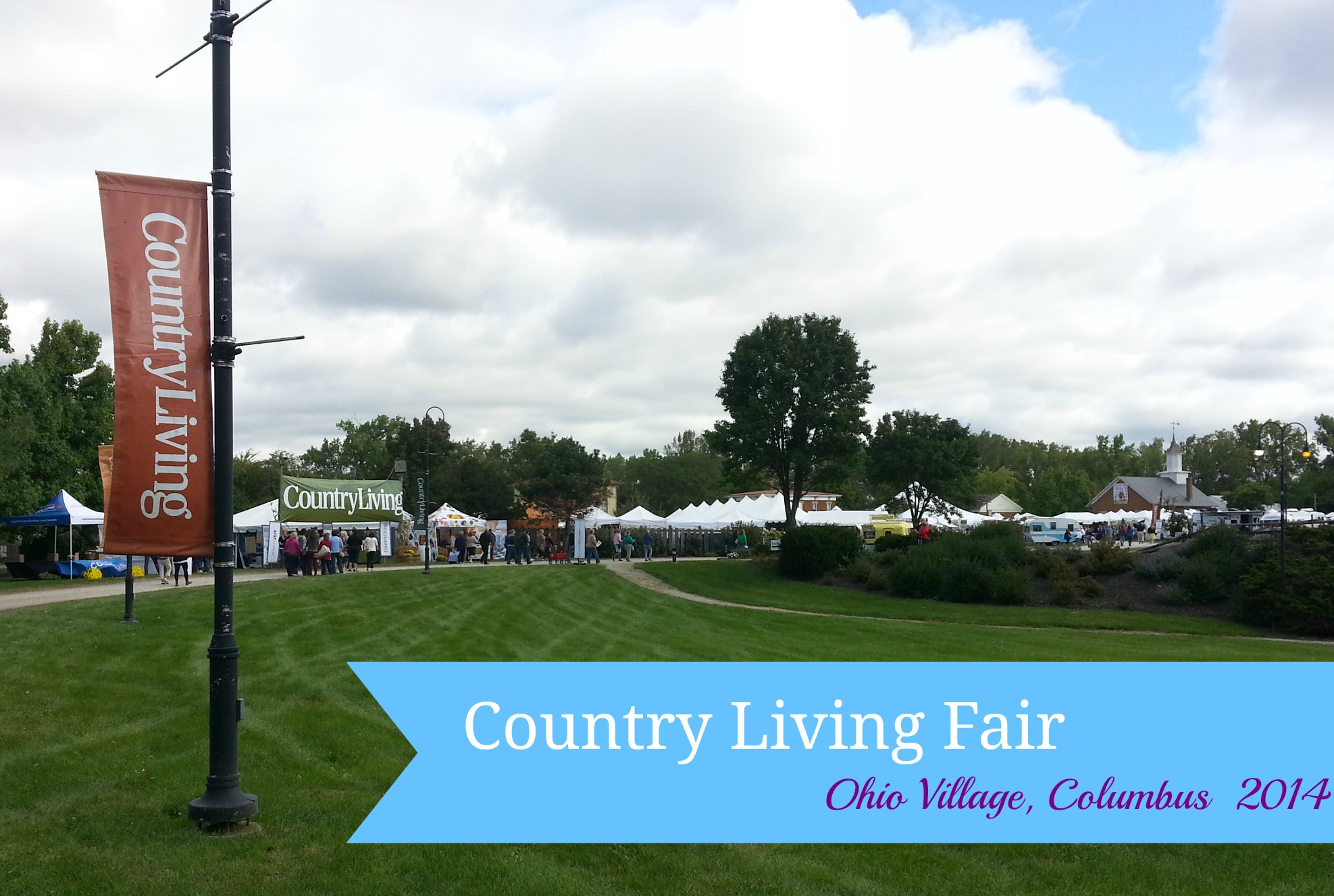 inspiring places the country living fair in columbus ohio