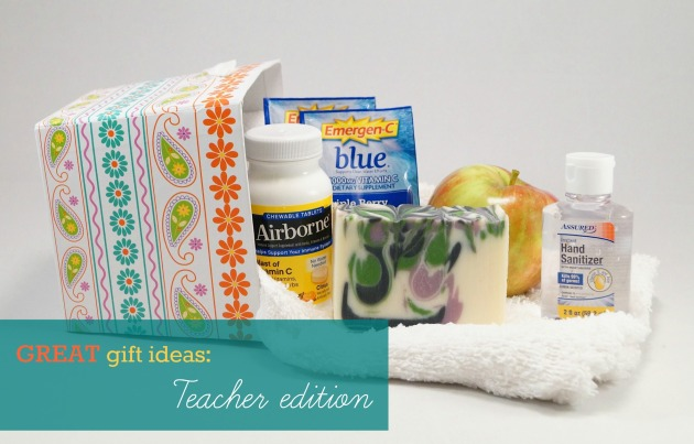 Great gift ideas - Teacher edition