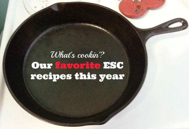 What's cookin'? Our favorite ESC recipes this year