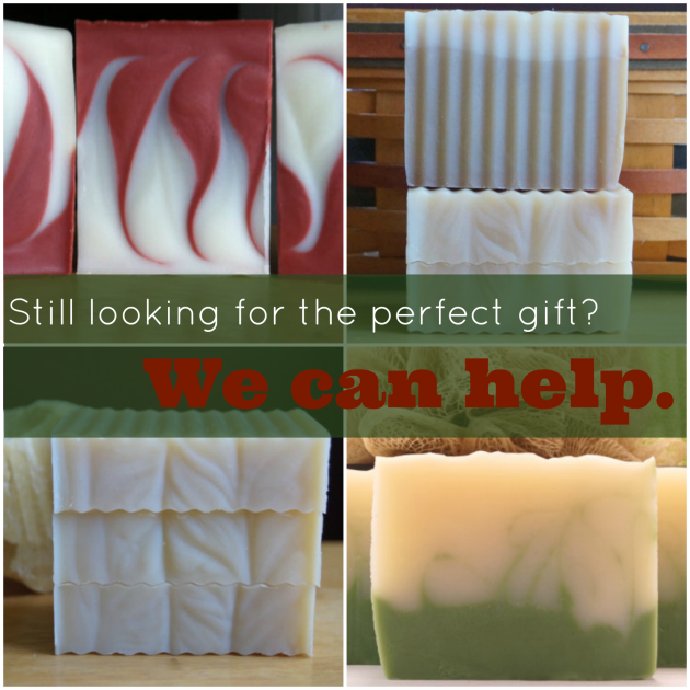 Still looking for the perfect gift? We can help.