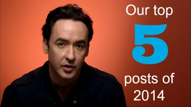 Our top 5 posts of 2014