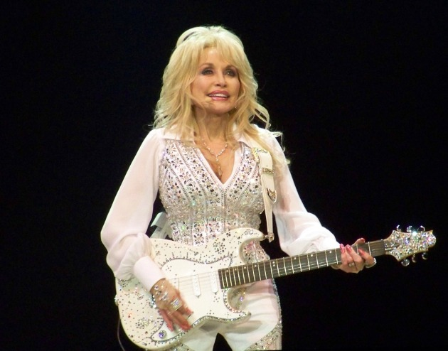 Dolly Parton Knoxville TN 2014
