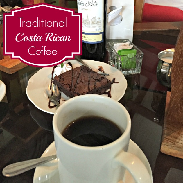 Traditional Costa Rican Coffee