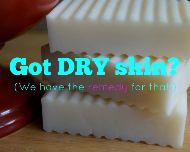 Got dry skin? Here's a cure.