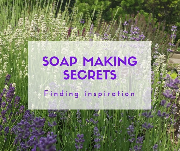Soap making secrets: Finding inspiration