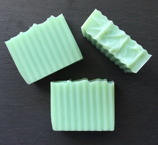 Blue agave soap from Emmet Street Creations