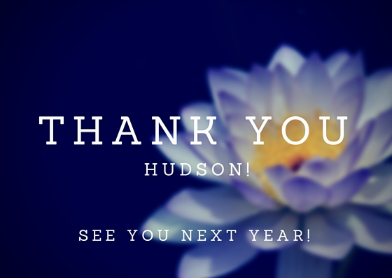 Thank You, Hudson Flea